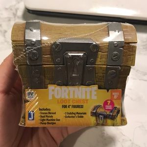 ONE FORTNITE LOOT CHEST! RARE!